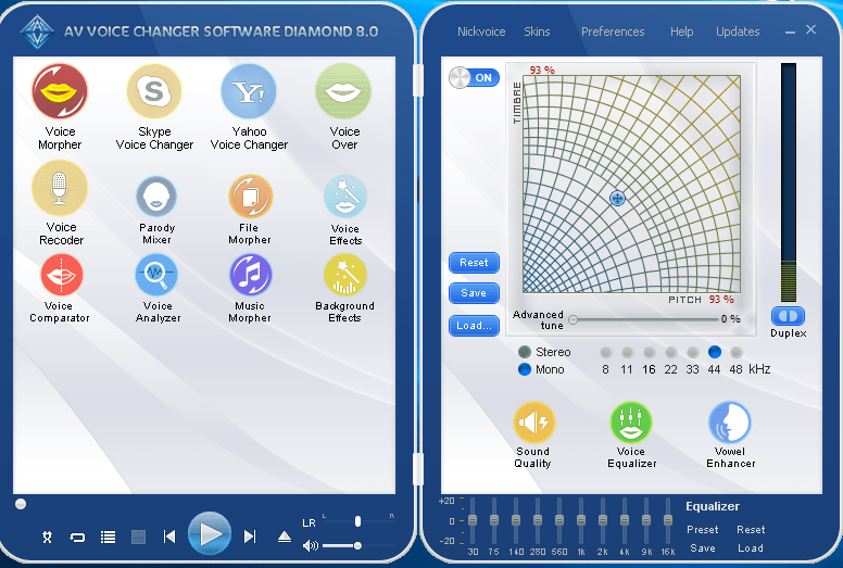 voice changer software softonic