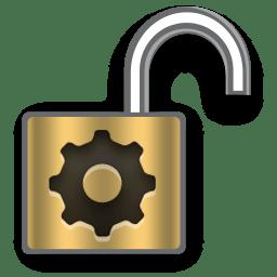 IObit Unlocker логотип