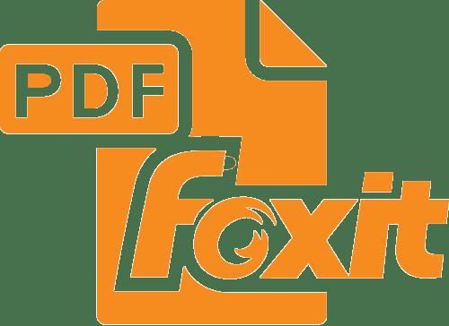 Логотип Foxit Reader