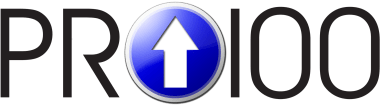 Логотип PRO100