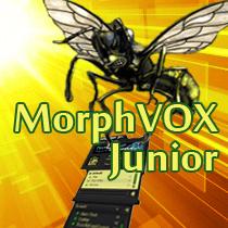 MorphVox Junior логотип