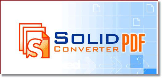 Solid Converter PDF логотип