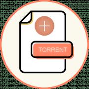Создать торрент-файл