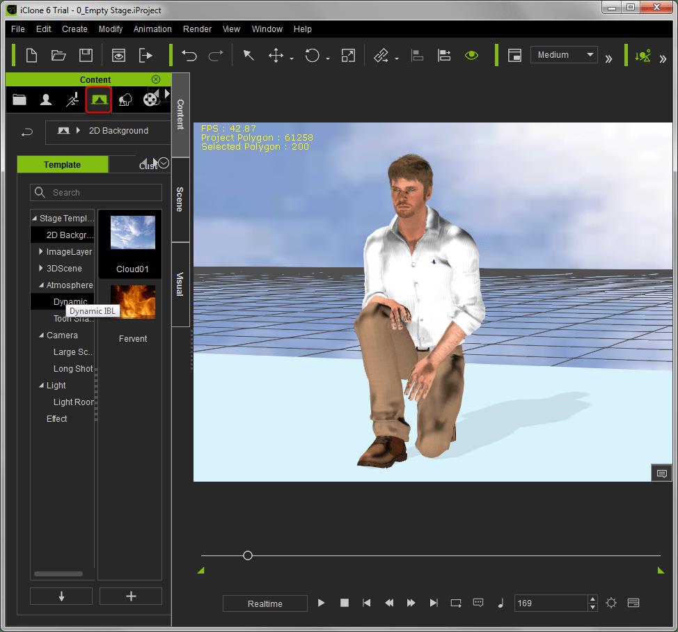 Скачать iClone 7 русскую версию