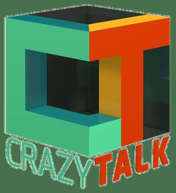 CrazyTalk Логотип