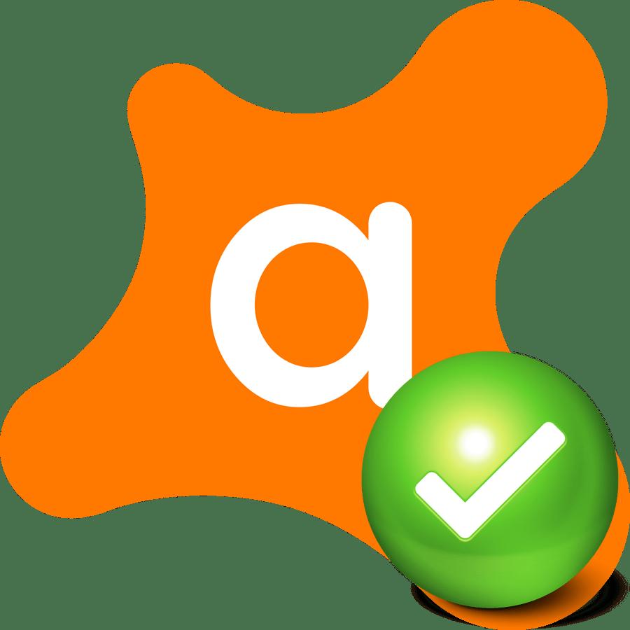 Добавление в исключения антивируса Avast