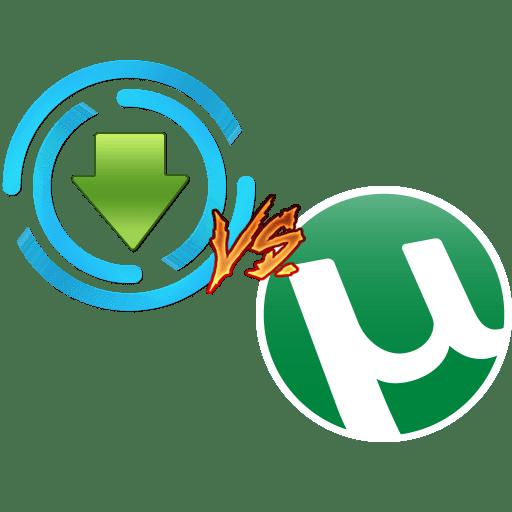 Иконка для статьи Что лучше Mediaget или uTorrent