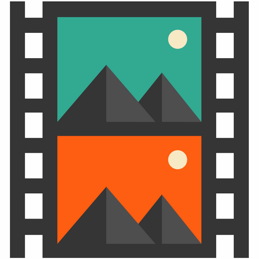 Иконка в программах для улучшения качества видео