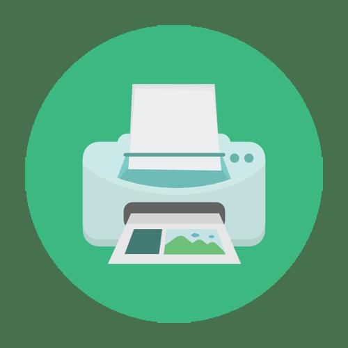 Как распечатать на принтере фото