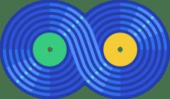 Как соединить две песни программой Audacity логотип