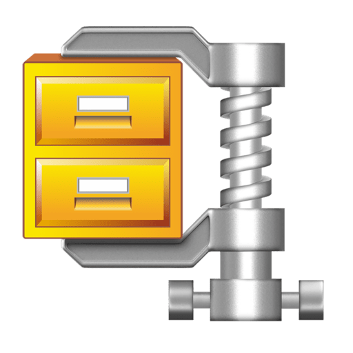 Логотип программы WinZip