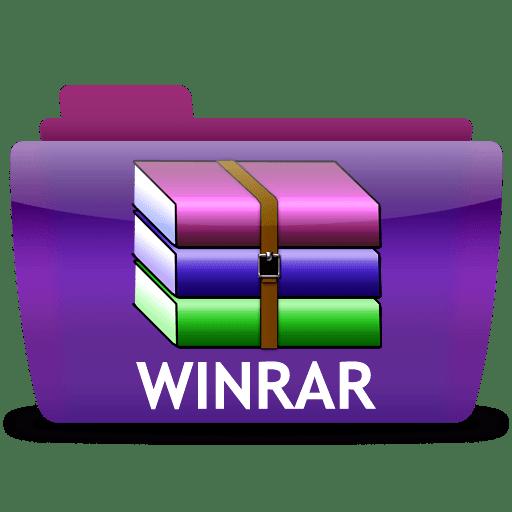 Приложение WinRAR