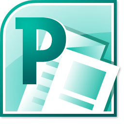 Создание буклета в Publisher лого