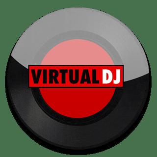 Virtual DJ лого