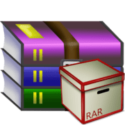 Архивирование файлов в программе WinRAR