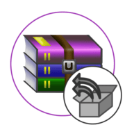 Как разархивировать файл в WinRAR