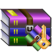 Открытие запароленного архива в программе WinRAR