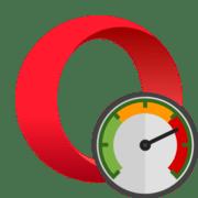 Активация Opera Turbo