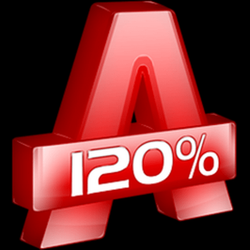 Alcohol 120% game icon