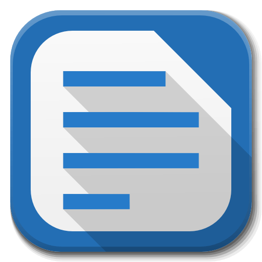 Libreoffice Writer-icon