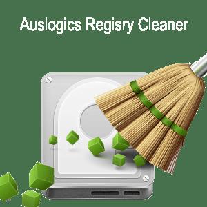 Auslogics Registry Cleaner логотип