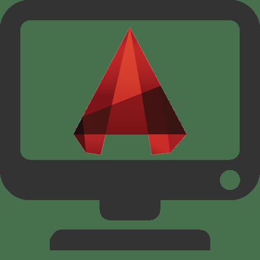 Autocad Logo Viewport