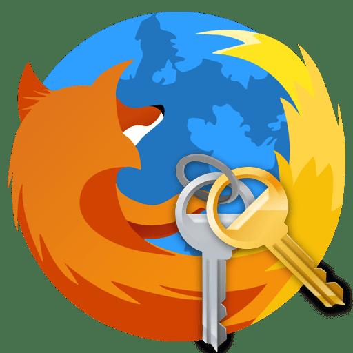 Где хранятся пароли в Firefox