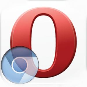 Импорт закладок в Opera