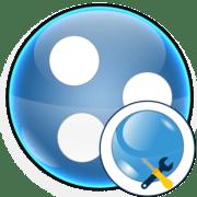 Как исправить синий кружок в Хамачи
