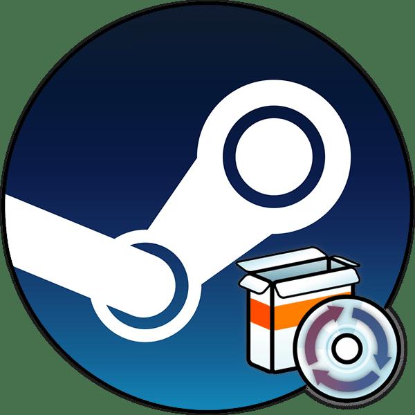 Как переустановить Steam
