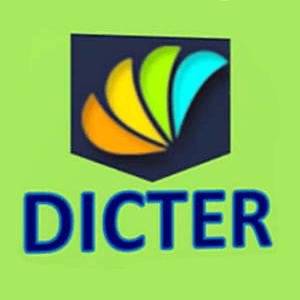 Логотип Диктер