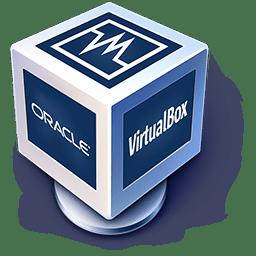 Логотип Virtualbox