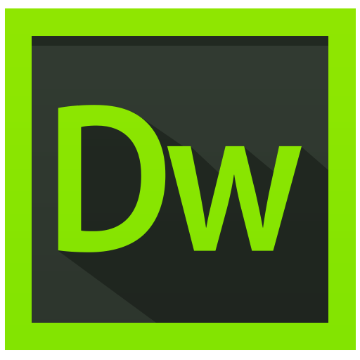 Логотип программы Adobe Dreamweaver