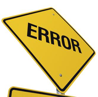Ошибка доступа к серверу в программе Zone