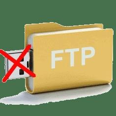 Отсутсвие подключения по FTP в программе FileZilla