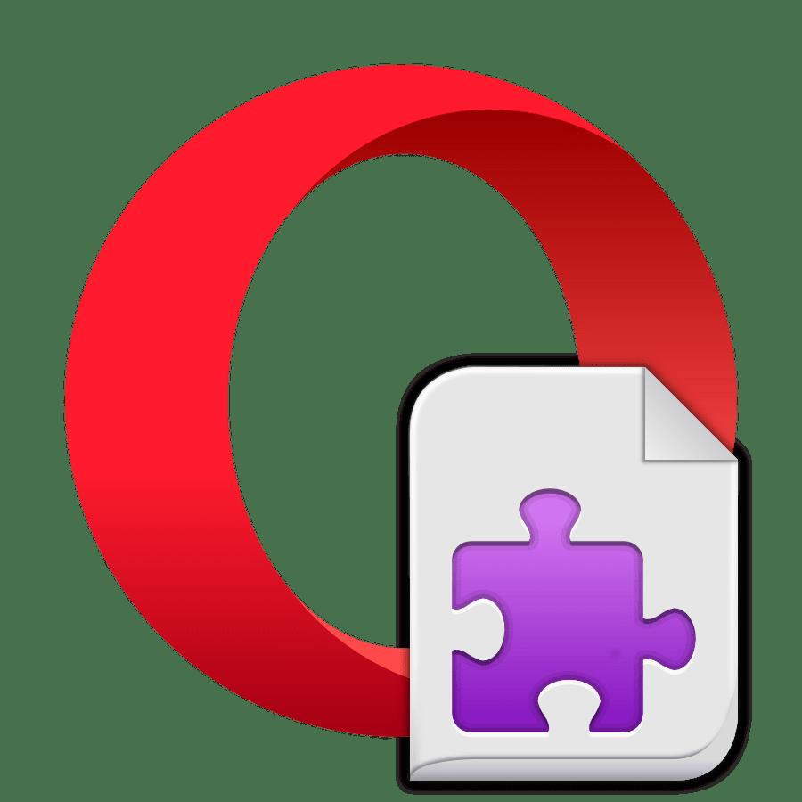 Расширения для браузера Opera