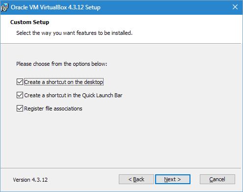 Установка VirtualBox (3)