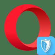 VPN в браузере Опера