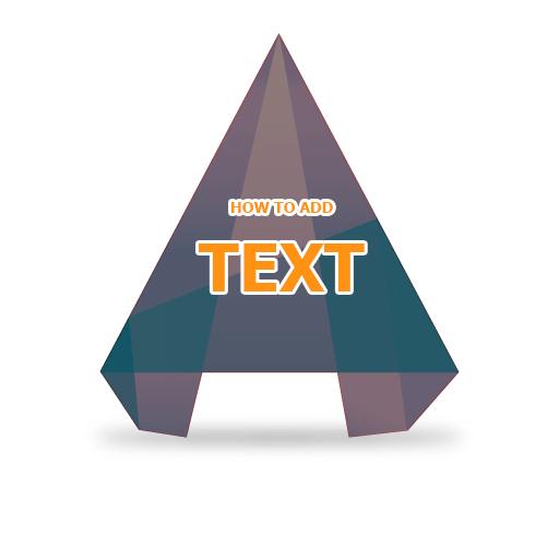 autocad-logo text