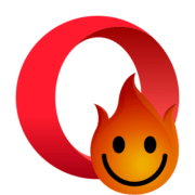 Расширение Hola Free VPN Proxy Unblocker в браузере Opera
