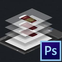 Как объединить в Фотошопе слои