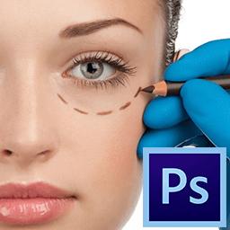 Как убрать синяки под глазами в Фотошопе