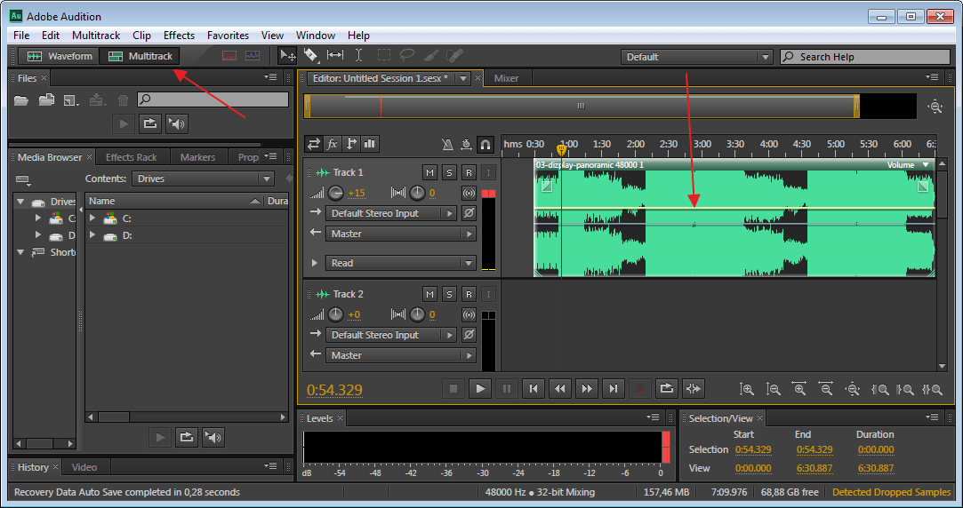 dobavlenie-muzyiki-v-programmu-adobe-audition