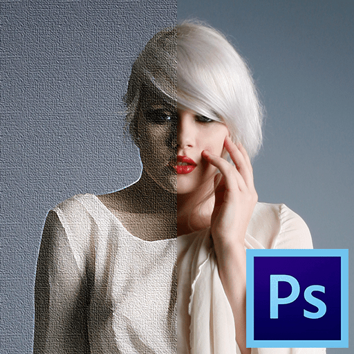 Как сделать из фото рисунок в Фотошопе