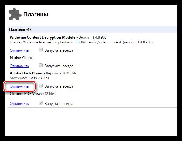 Как включить Флеш Плеер в вашем браузере