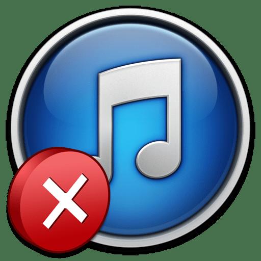 iTunes: ошибка 9