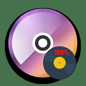 Иконка переполненного диска в UltraISO