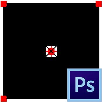Изменяем размер объекта в Фотошопе