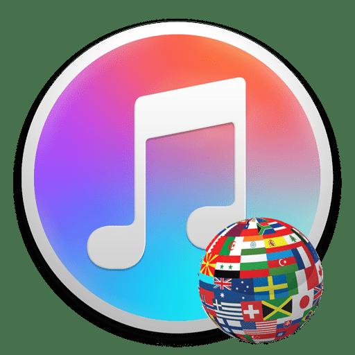 Как поменять язык в iTunes