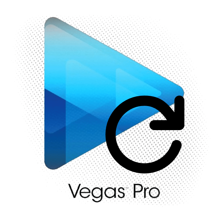 Как повернуть видео в Sony Vegas